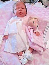"""BREATH OF LIFE BABY """"JILLIAN"""" BY REVA SCHICK FOR MIDDLETON DOLLS"""