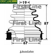 CV Boot Drive Shaft Gaiter Front/Inner for FORD FIESTA 2.0 05-08 ST150 N4JB FL