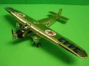 WINGS OF TEXACO 1927 FORD TRI-MOTORED AIRPLANE SPECIAL EDITION - #7 in Series E
