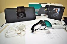 Apple IPOD Black A1136 30GB working & Logitech S315i Rechargeable Speaker (v819)