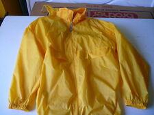 kway k-way vélo L'Etape du tour 2012 Pau Bagnères jaune  se met en boule T M