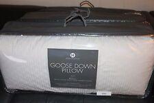 Hotel Collection European White Goose Down Medium King Pillow $400