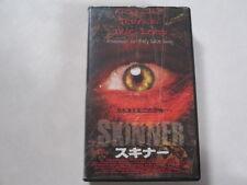SKINNER Ivan Nagy Traci Lords japanese horror movie VHS japan Bloody Splatter