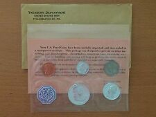 1963 P US Coin Proof Set- Sealed Uncirculated 5 Coin Silver Halves Lot 1