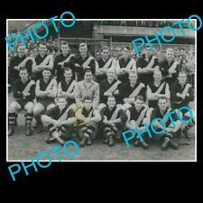 Old Football Photo, 1955 Richmond Fc Team