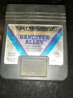 Gangster Alley (Atari 2600, 1983) *BUY 2 GET 1 FREE +FREE SHIPPING*