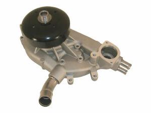 Water Pump For 2003-2006 Hummer H2 6.0L V8 2005 2004 D389BG Professional -- New