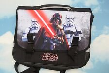 Cartable primaire STAR WARS Dark Vador Darth Vader 40 cm Bandes réfléchissantes