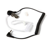 Ear Piece Replacement for Acoustic Tube Listen Only 3.5mm Plug