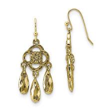 d7f6a5155b4391 Drop/Dangle 1928 Fashion Earrings | eBay