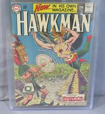 HAWKMAN #1 (First appearance in own title) PGX 8.0 VF DC Comics 1964 cgc