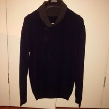 Unbranded Collared Long Jumpers & Cardigans for Men