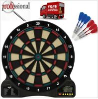 Fat Cat 727 Electronic Dartboard Easy To Use Button