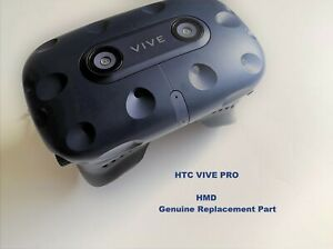 Genuine HTC VIVE PRO VR HEADSET MAIN UNIT HMD Virtual Reality Part spare USED