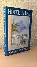 Hotel du Lac, Anita Brookner, Jonathan Cape, 1984 [First Edition]