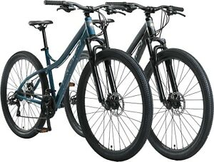 BIKESTAR Hardtail Alloy Mountainbike Shimano 21 Speed | MTB Bicycle | 29 inch