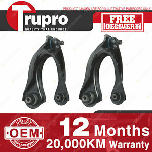 Trupro Lower LH+RH Control Arm With Ball Joint for PEUGEOT 206 SERIES 98-on
