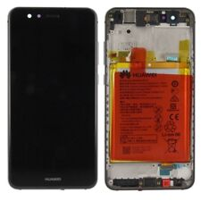Huawei Display LCD Unit Frame for P10 Lite Service Pack 02351fse Black NEW