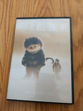 Where the Wild Things Are (2010, DVD)