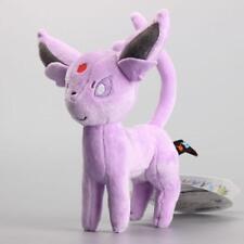 Pokemon Standing Espeon Plush Toy Stuffed Animals Kids Soft Doll Toy Gift 20CM