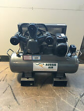 Air Compressor Australian Made 58L 17 CFM Cast Iron Pump 240V Single Phase 3HP