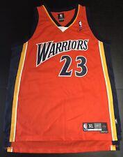105cbdf24 Reebok Golden State Warriors Jason Richardson Orange Swingman Jersey Size XL