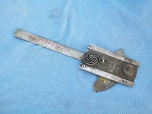 1949 50 51 52 Dodge Desoto Chrysler NOS MoPar LEFT FRONT DOOR WINDOW REGULATOR
