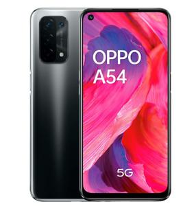 "OPPO A54 5G FLUID BLACK 64GB ROM 4GB RAM DUAL SIM ANDROID DISPLAY 6.5"" FHD"