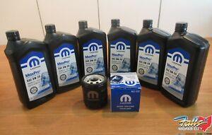 2015-2020 Promaster City 2.4L 6 Qts. 0W-20 Maxpro+ Synthetic Oil & Filter Kit