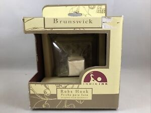 Brunswick India Ink Tissue Holder Beige Marble Look * (F2)