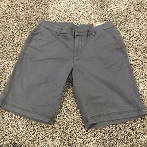 MAGELLAN OUTDOORS WOMENS GRAY CAMPERS SHORTS SIZE 12 see desc (AC9)