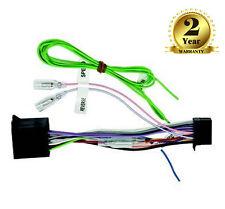 ct21pn09 de rechange Cable alimentation à ISO Harnais Pour Pioneer AVIC-F950DAB