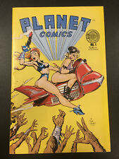 Blackthorne Publishing Planet Comics No. 1