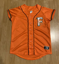 Fresno Grizzlies Jersey Size Ladies Women's Large
