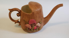 Vintage 1974 Arnels Hand-painted Watering pitcher