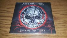 AXEL RUDI PELL - Sign Of The Times  **( Neues Album 2020 ) ****NEW & SEALED