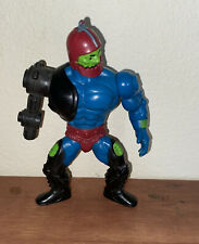 Vintage 1983 He-Man MOTU Masters of the Universe Trap Jaw Action Figure.