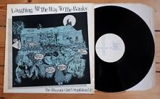 The Riverside Compilation LP Cardiacs Fools dance King Kurt Post punk DIY