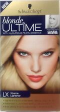 2X Schwarzkopf Blonde ULTIME Permanent LX Xtreme Lightener