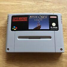 Mystic Quest Legend - Super Nintendo SNES - PAL NOE Version - Cart Only Retro