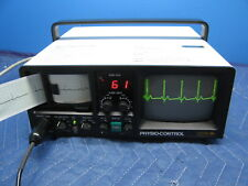 Physio-Control Lifepak 6s Portable EKG with New Cables & Battery 60 Day Warranty