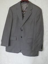 Mens RALPH LAUREN Gray Suit Jacket. 39s