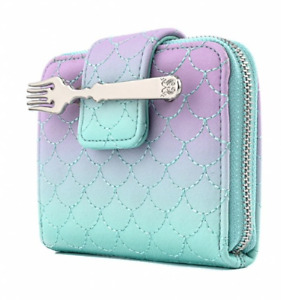 Loungefly Disney Little Mermaid Ombre Scales Wallet