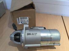 NUOVO CON SCATOLA ORIGINALE VAUXHALL ANTARA motore di avviamento, tute anche alcune CHEVROLET 96843574