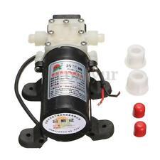 Diaframma Acqua Controllo Pompa 12V DC Reflusso Pressione Aspiratore Filo. Pump