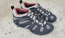 Merrell Chameleon II Stretch Black / Tan Hiking Trail Shoes sz 11 US MENS