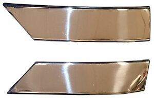 1958 Chevrolet Kick Panel Stainless trim NEW