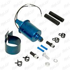 429 UNIVERSAL ELECTRIC FUEL PUMP E8012S BLUE COLOR  9 PSI CARBURETED VEHICLES