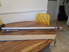 Orvis 10.5 Ft 3 Piece 6 Wt. Fly Fishing Rod With Sock And Tube.