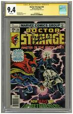 Doctor Strange 28 (CGC Signature Series 9.4) White pages; Frank Brunner (j#714)